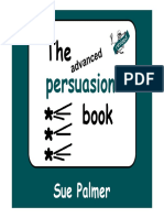 The Advanced Persuasion Book