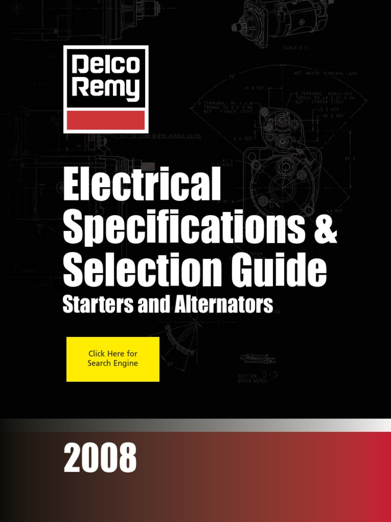 delco electrical specs and seletion guide pdf | bearing (mechanical) |  amplifier
