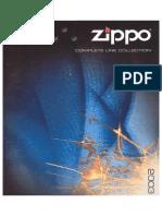 2003 Full Line Zippo Catalog