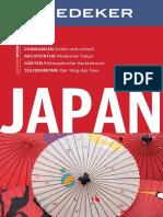 Japan Reiseführer von Baedeker