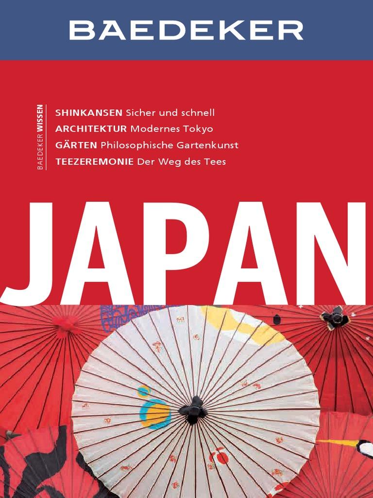 Japan Reiseführer Von Baedeker   PDF