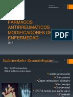 FÁRMACOS ANTIRREUMATICOS