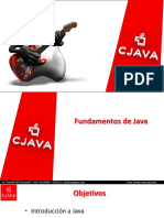 Fundamentos de Java
