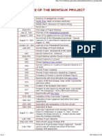 A TIME LINE OF THE MONTAUK PROJECT.pdf