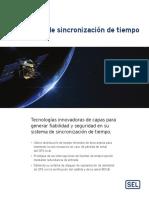 Time Sync PF00471 ES Web