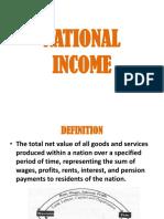 National Income - Copy