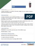 Lajamax decapante-Pintecord
