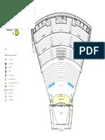 Floor Plan Plenary Hall KLCC Upper Level