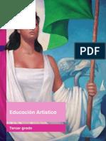 Educacion.artistica.libro.de.Texto.tercero.2017 2018