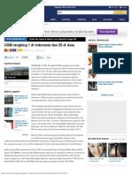 UGM rangking 1 di Indonesia dan 26 di Asia - Yahoo! News Indonesia.pdf