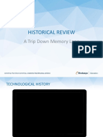 U01-01 Historical Review