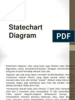 State Chart Diagram