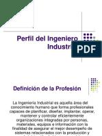 Perfil Del Ingeniero Industrial de La UCAB