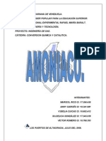 amoniaco betsa