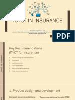 It_ict in Insurance