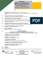 Legalità e contraffazione Istituzioni e associazioni a confronto
