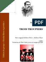 Kipling, Rudyard - Trois Troupiers