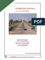 Microcontroller Lab Manual (www.citystudentsgroup.com).pdf