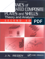EB Mechanics of Laminated Composite Plates and Shells -JN Reddy