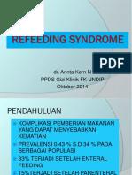 Refeeding Syndrome