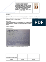 Trometamida y Acido Clorhidrico
