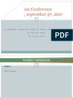 Case Conference 5 SEPT 2017 (Prolonged Fever)-Gak Jadi - Copy