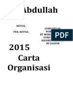 Carta Organisasi 3