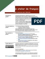 Français Guide Ressources Benevoles