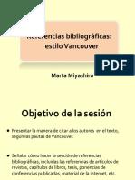 18. Referencias Bibliográficas_Estilo Vancouver