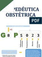 Propedeutica Obstetrica y Maniobras de Leopold