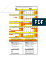 Calendario ETSID 2014-15 - Grado