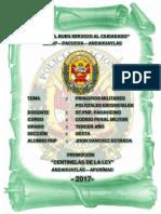 Principos Militares Policiales Escenbciales