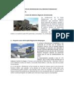 Proyectos de Envergadura - Moquegua