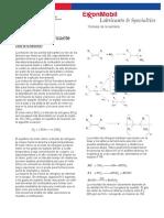 Nitración en Lubricantes