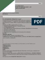 Traducccion de Escaneo de Armonicos en Atp Draw