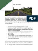 Descripcion General Del Area Tematica de pavimentos