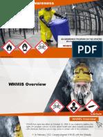 Free WHMIS Awareness Power Point