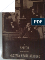 A SPEECH delivered by MUSTAFA KEMAL ATATÜRK 1927 aka. NUTUK in English aka. THE GREAT SPEECH.pdf