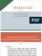 PAMERAN GIZI Osymunawarti