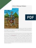 Pact-Making in Palo & Bakongo Religion