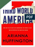 Third World America by Arianna Huffington - Excerpt