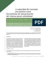 Tamayo. Limitada capacidad del populismo punitivo.pdf