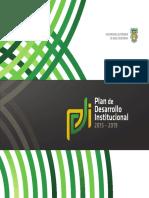 Plan de desarrollo institucional (2015-2019) UABC