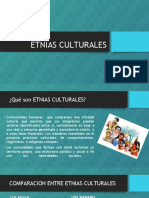 ETNIAS CULTURALES