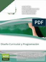 DCP S1 Diseño Curricular