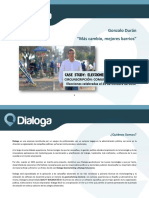 Case Study Independencia (Chile)
