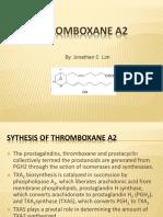 Thromboxane-A2