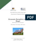 Ahorro Energético en Hogares
