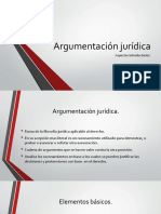 Argumentación Jurídica Clase - Copia