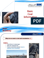 Basic Coal Information